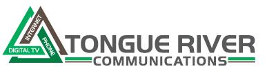 Tongue River Communications, Ranchseter WY Logo